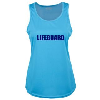 BONDI LIFEGUARD SAPPHIRE BLUE LADIES COOLTEX VEST